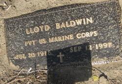 Lloyd Baldwin