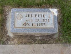 Juliette E <I>Hodgkins</I> Beaver