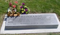 "Robert Lee ""Bob"" Reinhardt"