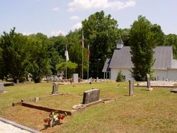 Chattahoochee United Methodist Church Cemetery