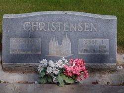 Gertrude B Christensen