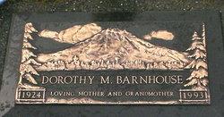Dorothy M. <I>Wagoner</I> Barnhouse
