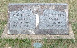 Dr Roy Lemon Smith