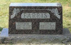 Edna Pearl <I>Wilson</I> Farris