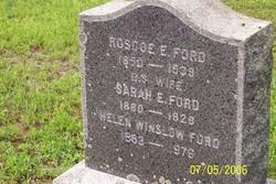 Roscoe E. Ford