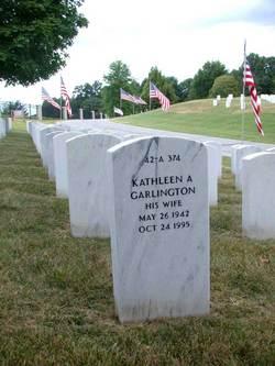 Kathleen A Garlington
