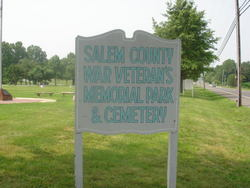 Salem County War Veterans Memorial Park & Cemetery