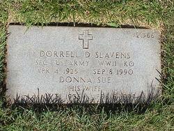Donna Sue <I>Wheeler</I> Slavens