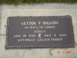 Lester Theodore Dillon