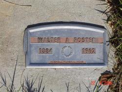 Walter A Foster