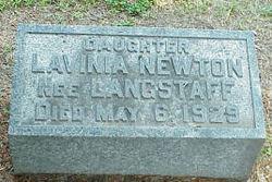 Lavina <I>Langstaff</I> Newton