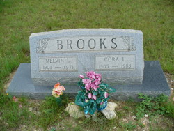 Cora Lee <I>Bagby</I> Brooks