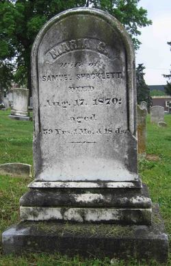 Maria Graham <I>Henry</I> Shacklett