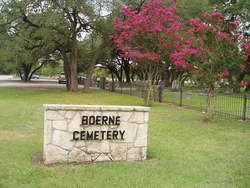 Boerne Cemetery