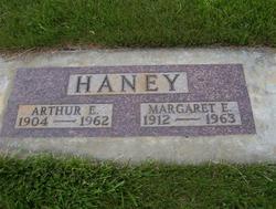 Margaret Ellen <I>Ray</I> Haney