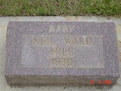 Neil W Hill