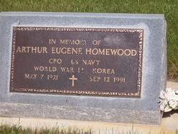 Arthur Homewood