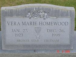 Vera Marie Homewood