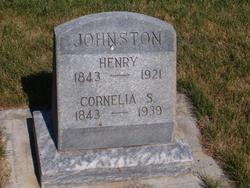 Cornelia S <I>Barrere</I> Johnston