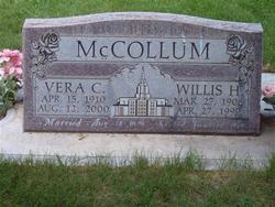 Vera C <I>Christensen</I> McCollum