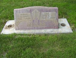 Marie Elizabeth <I>Carlisle</I> Miller