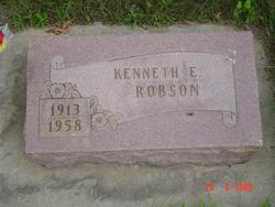 Kenneth E Robison
