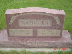 Walter LeRoy Sanders