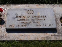John Daniel Zwemer