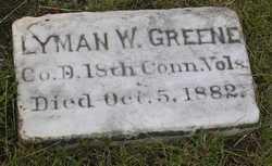 Lyman W. Greene