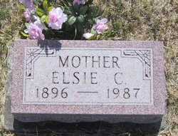 Elsie Christine <I>Sundby</I> Untied