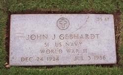 John J Gebhardt