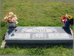 """Donald J """"Jack"""" Adams"""