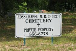 Ross Chapel Methodist Baptist Church Cemetery