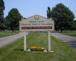 Milton Lawns Memorial Park
