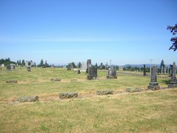 Franklin Butte Masonic Cemetery