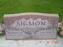 Victor Edwin Sigmon