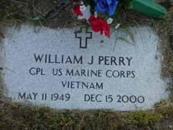 Corp William Joe Perry