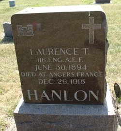 Laurence Thomas Hanlon