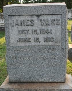 James A. Vass