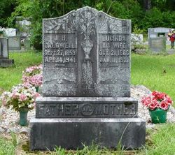 Nancy Lucinda <I>Coffin</I> Caldwell