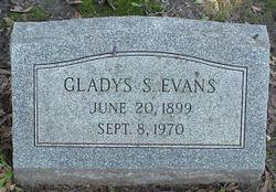 Gladys S. Evans