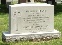 Mary <I>Johnson</I> Bland