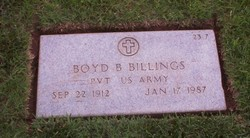 Boyd Birch Billings