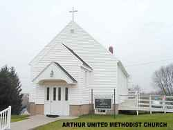 Arthur United Methodist Church Cemetery