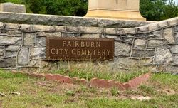 Fairburn City Cemetery