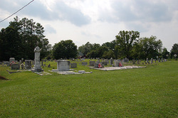 Six Mile Baptist Church Cemetery