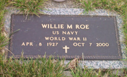 Willie M Roe