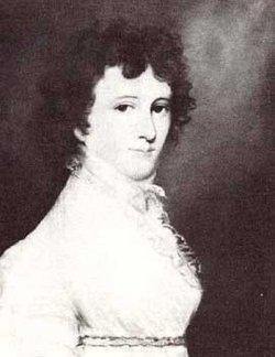 """Mary Willis """"Polly"""" <I>Ambler</I> Marshall"""