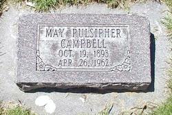 Caroline May <I>Pulsipher</I> Campbell
