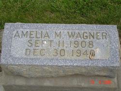 Amelia M Wagner